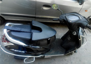 Versatile Seat (Two Wheeler)